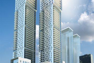 """פרויקט """"סומייל- H Infinity""""- תל אביב (228 יחידות דיור ומסחר)"""