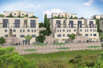 """פרויקט """"נופי הרואה""""- בית שמש (70 יחידות דיור)"""